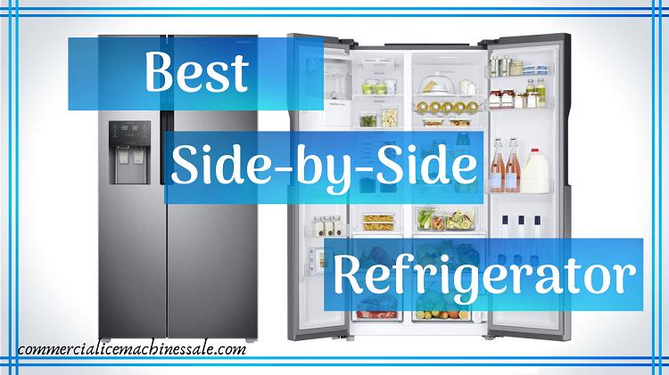 best side-by-side refrigerator